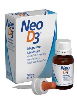 NeoD3 Gocce Integratore Alimentare 20ml