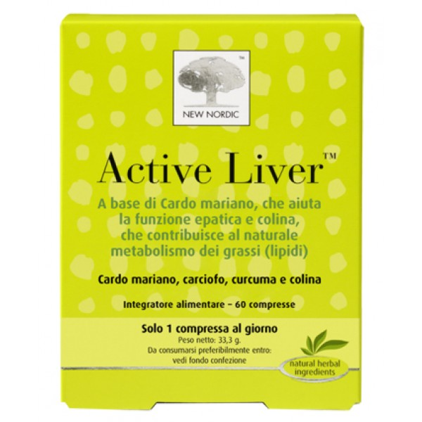ACTIVE LIVER 60 Cpr
