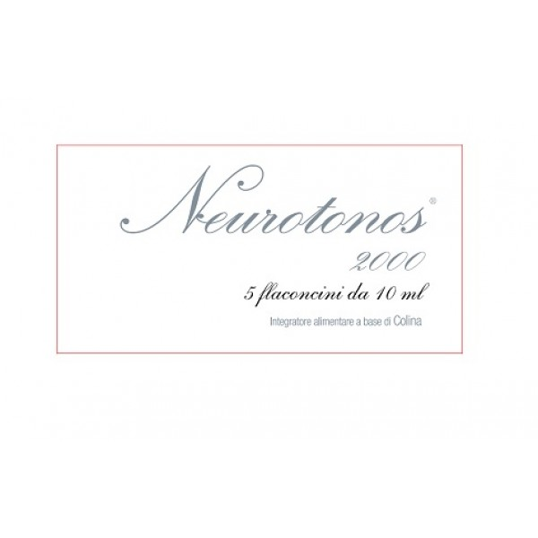 NEUROTONOS*2000 5fl.10ml