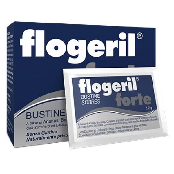Flogeril Forte 18 Bustine - Integratore Drenante