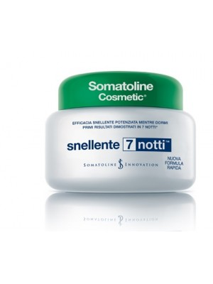 Somatoline Cosmetics Snellente 7 Notti Ultra Intensivo Crema 400 ml