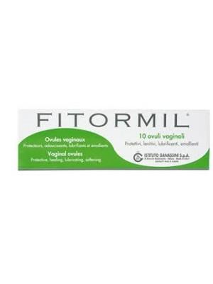 Fitormil 10 Ovuli Vaginali Lubrificanti ed Emollienti