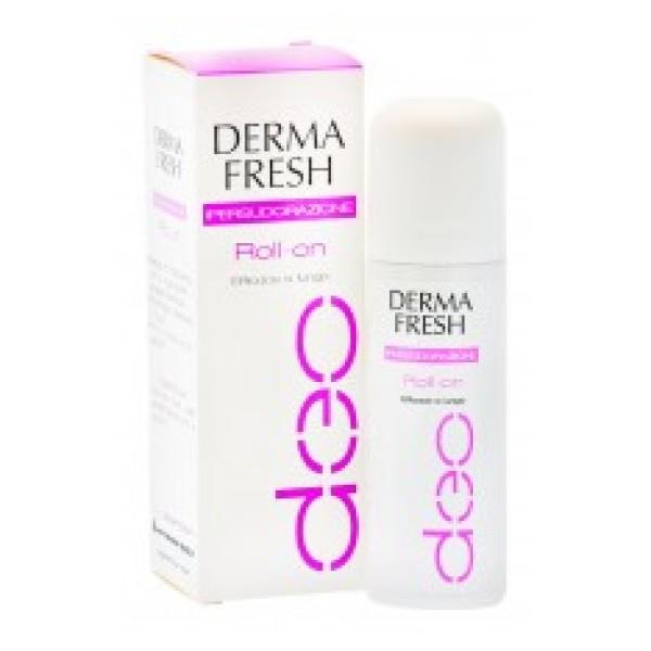 Dermafresh Deodorante Ipersudorazione Roll On 75 ml