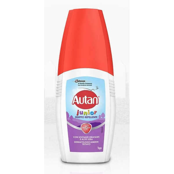 Autan Junior Insettorepellente 100ml