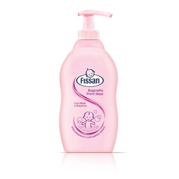 Fissan Bagnetto Primi Mesi Detergente Neonati 400 ml