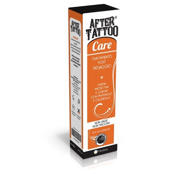 AfterTattoo Care Pomata Post Tatuaggio 50 ml