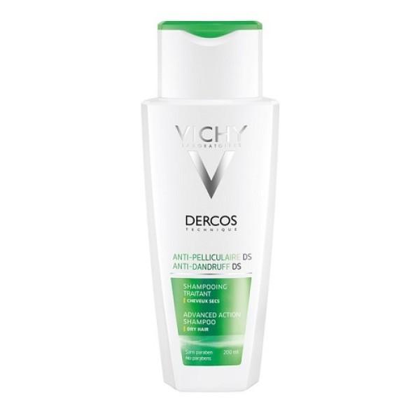 Vichy Dercos Shampoo Antiforfora Capelli Secchi 200 ml