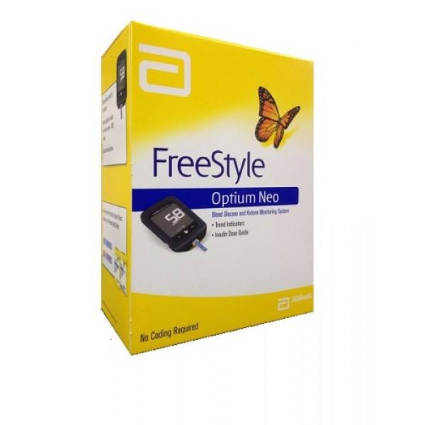 Freestyle Optium Neo Misuratore Glucometro
