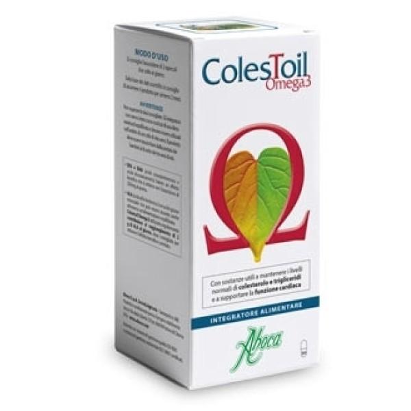 Aboca Colestoil Omega3 100 Opercoli - Integratore Colesterolo