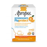 Apropos C 20 Compresse Effervescenti - Integratore Vitamina C