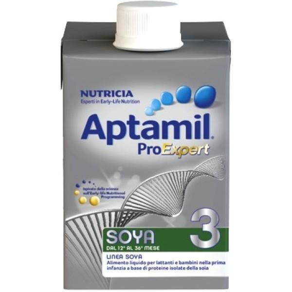 Aptamil 3 Latte di Soya Liquido 500ml