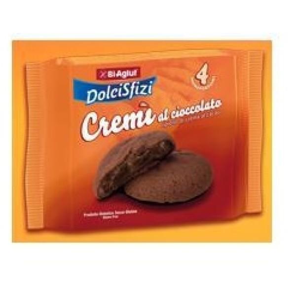 Biaglut Dolci Sfizi Cremi' al Cioccolato 160 grammi