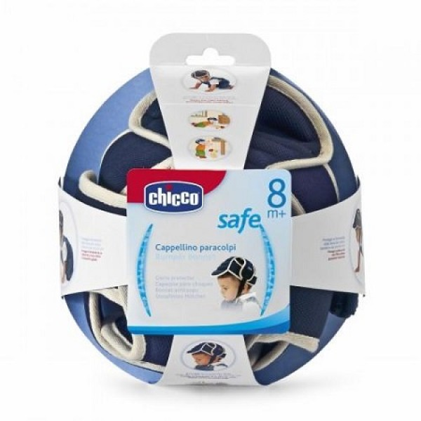 Chicco Cappellino Paracolpi 8m+