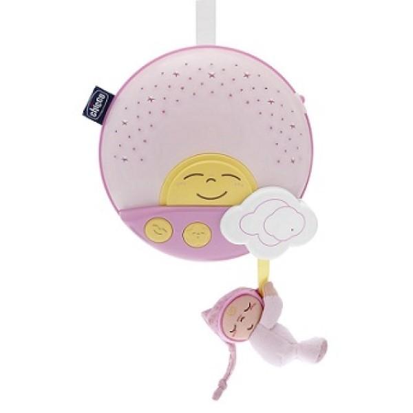 Chicco Gioco Proiettore Pannello Tramonto Rosa 0 - 36 mesi