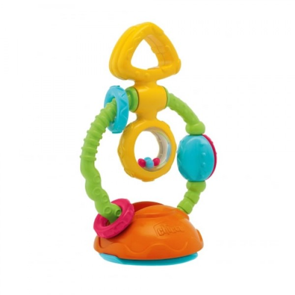 Chicco Gioco Touch & Spin +6m