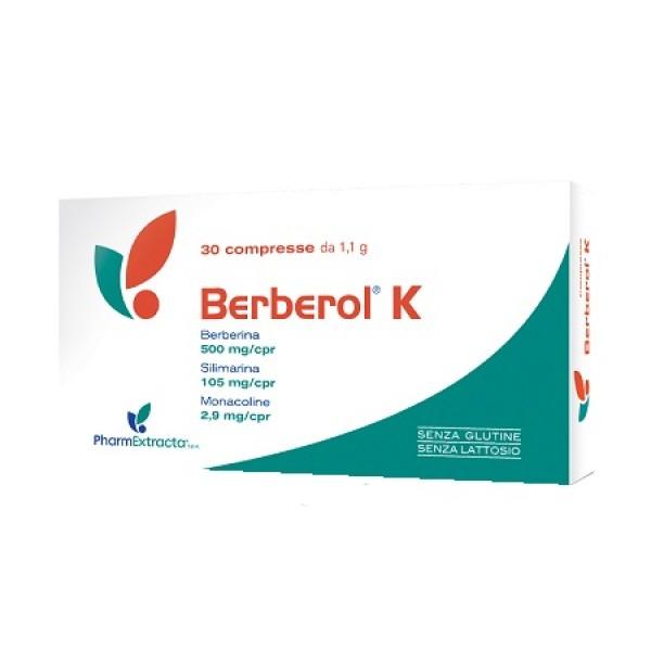 BERBEROL K 30 Cpr
