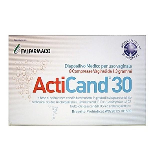ACTICAND 30 8 Cpr Vag.
