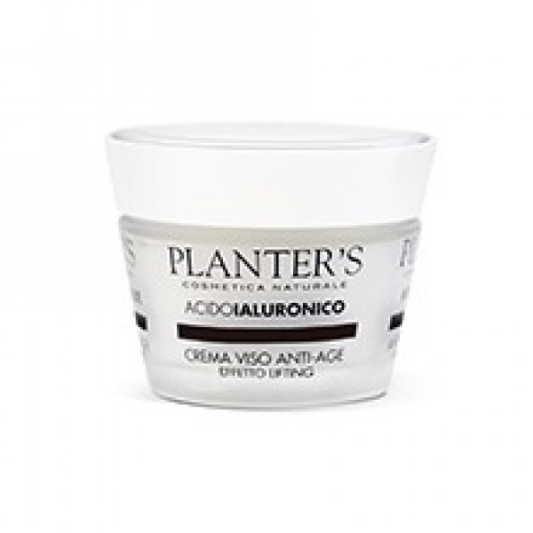 Planter's Acido Ialuronico Crema Viso Effetto Lifting 50 ml