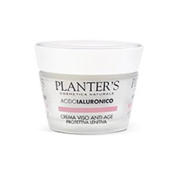 Planter's Acido Ialuronico Crema Viso Protettiva e Lenitiva 50 ml