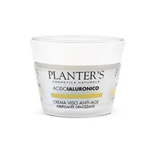Planter's Acido Ialuronico Crema Viso Purificante Opacizzante 50 ml