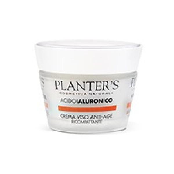 Planter's Acido Ialuronico Crema Viso Ricostituente 50 ml