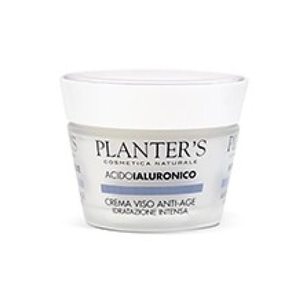 Planter's Acido Ialuronico Crema Viso Idratazione Intensa 50 ml