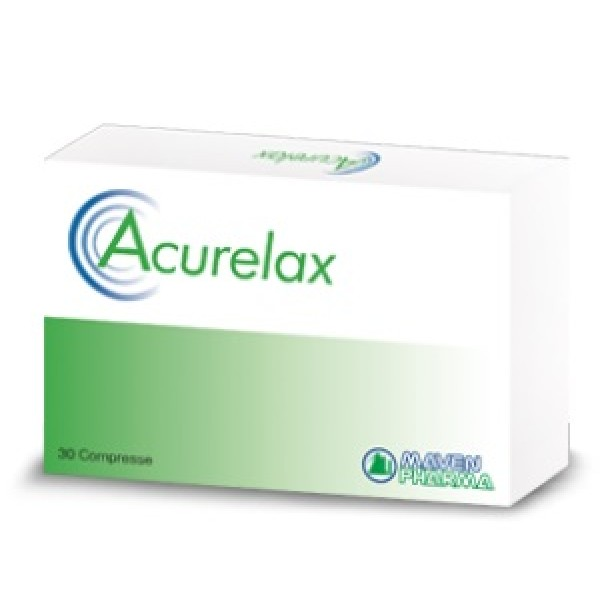 ACURELAX 30 Cpr