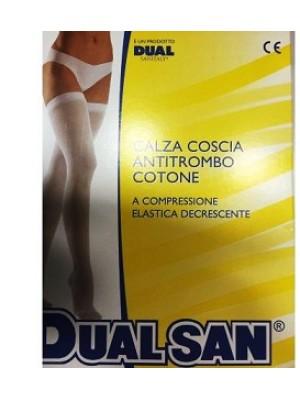 DualSan Calza Anti Trombosi con Tassello Taglia 3