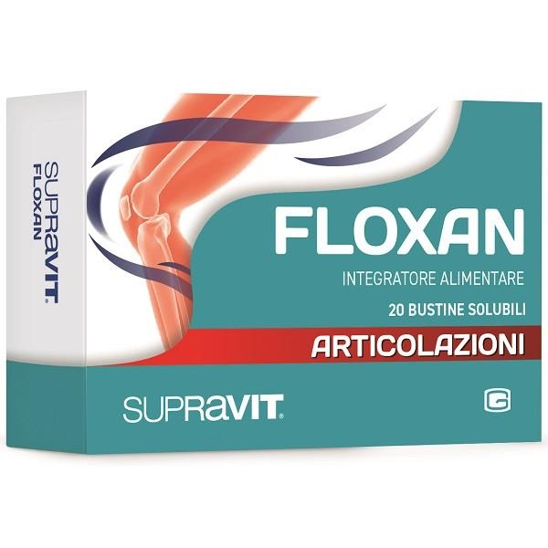 Supravit Floxan 30 Compresse - Integratore Alimentare