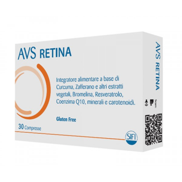 AVS Retina 30 Cpr