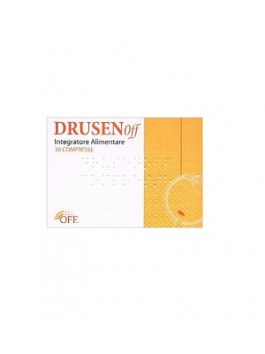 Drusenoff 30 Compresse - Integratore Antiossidante