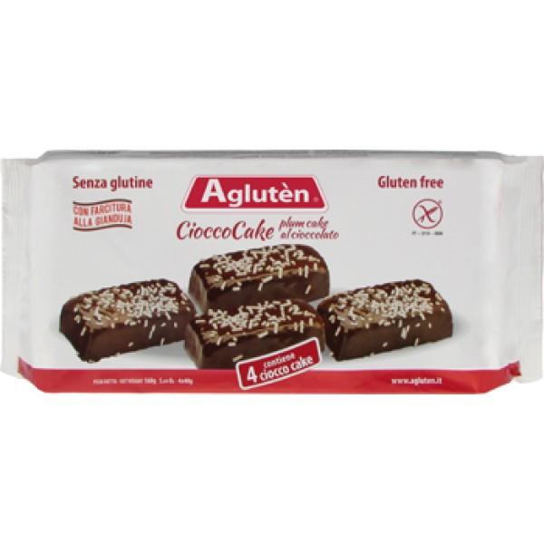Agluten Cioccocake Senza Glutine 160 grammi