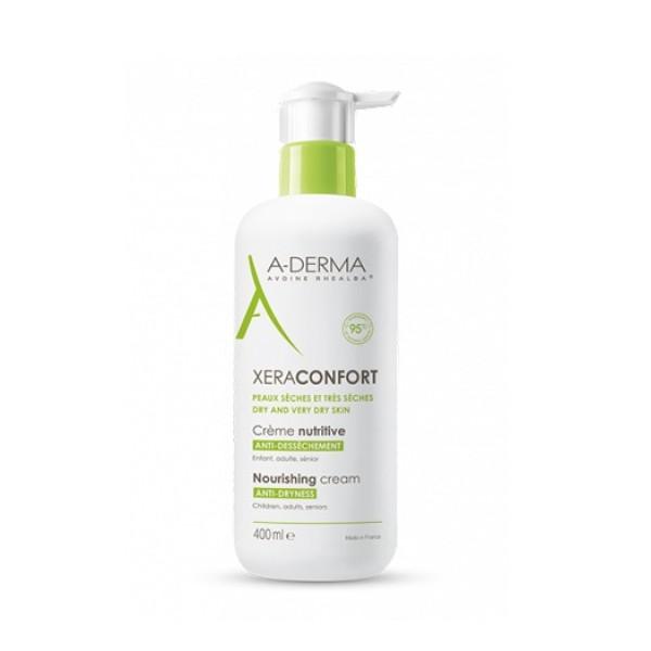 A-Derma Xera-Mega Confort Crema Nutritiva Anti-Secchezza 400 ml