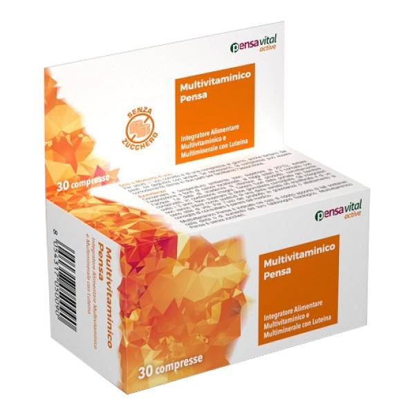 Multivitaminico Pensa 30 Compresse - Integratore Vitamine e Minerali