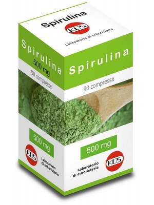 Kos Spirulina 90 Compresse - Integratore Alimentare