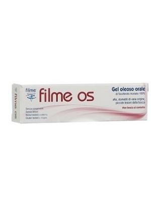 Filme OS Gel Oleoso Orale di Tocoferolo Acetato Antiafte 8 ml