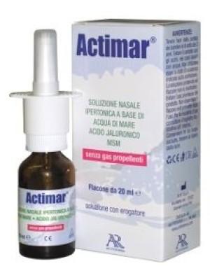 Actimar Spray Nasale Soluzione Ipertonica Bambini 20 ml