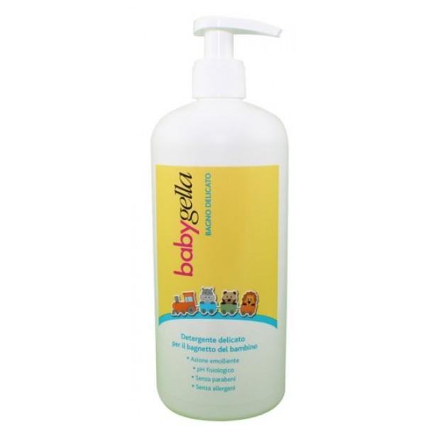 Babygella Bagno Delicato Detergente 500 ml