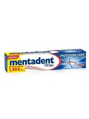 Mentadent Dentifricio Protezione Carie 75 ml