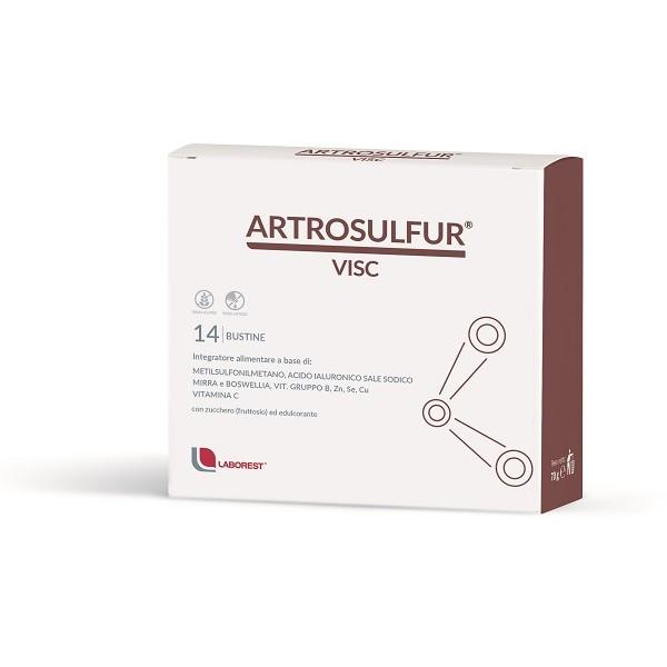 Atrosulfur Visc 14 Bustine - Integratore Articolare
