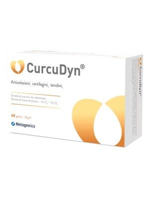Curcudyn 60 Capsule - Integratore Vitaminico