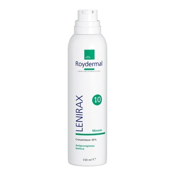 Lenirax 10 Mousse Lenitiva Disarrossante 150 ml