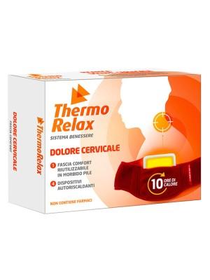 Thermo Relax Fascia Dolore Cervicale 4 Ricariche