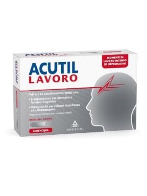 Acutil Lavoro 12 Bustine - Integratore Alimentare