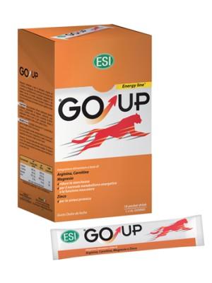Esi Go Up Integratori Energizzante 16 Pocket Drink