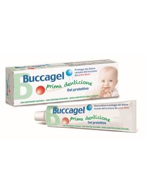 Buccagel Prima Dentizione Gel Primo Sollievo 20 ml