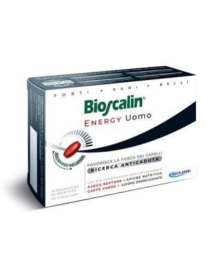 Bioscalin Energy Anticaduta Capelli Uomo Integratore Alimentare 30Compresse