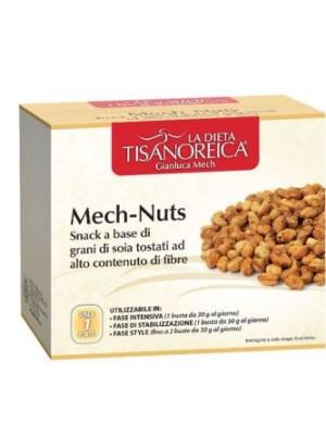 Tisanoreica Nech-Nuts 4 Bustine - Integratore Alimentare