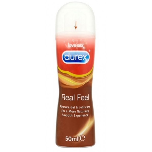 Durex Play Gel Real Feel Lubrificante Intimo 50 ml