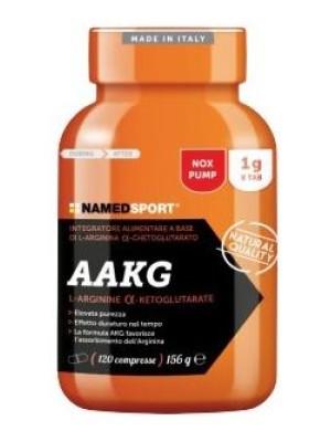 Named Sport AAKG 120 Compresse - Integratore Alimentare